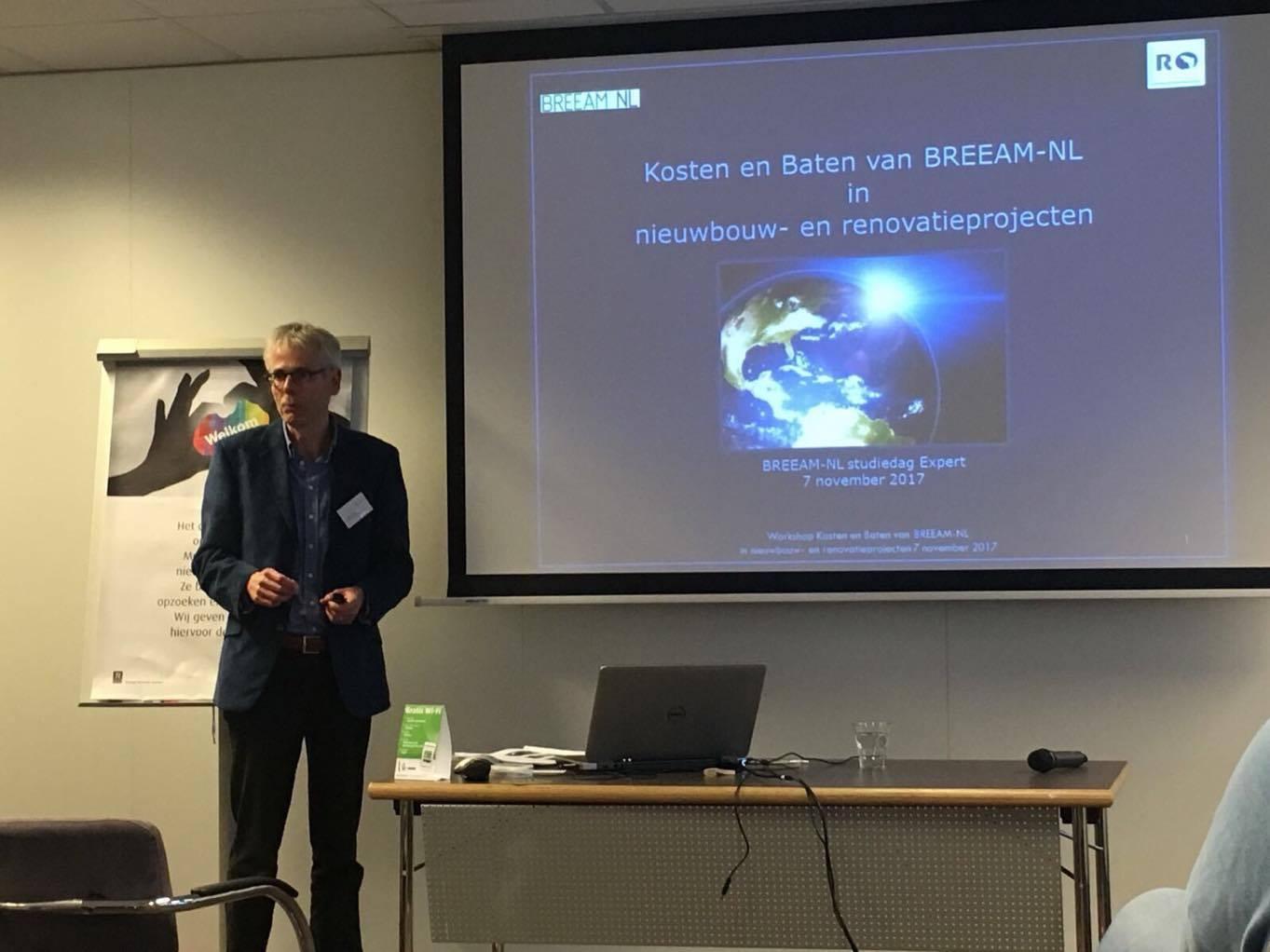 studiedag expert BREEAM-NL 1