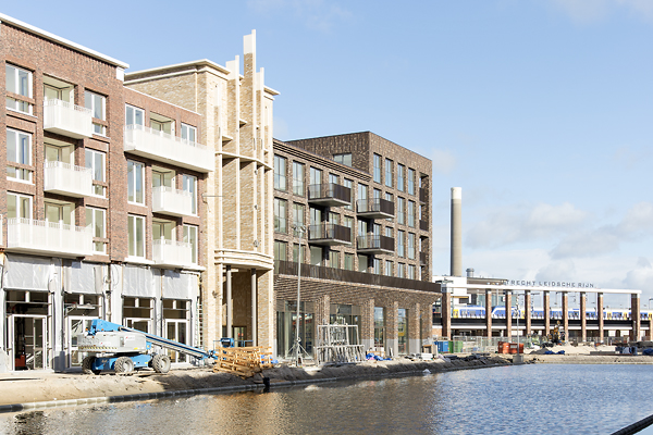 Leidsche Rijn Centrum okt 2017