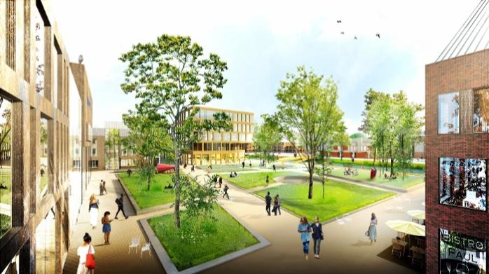 Universiteit Leiden Cluster Zuid